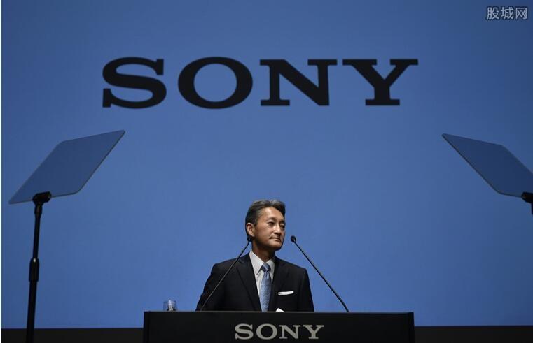 索尼开始回购股票