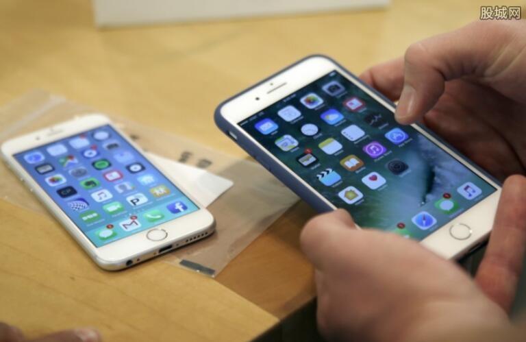 苹果手机在华出货量暴跌