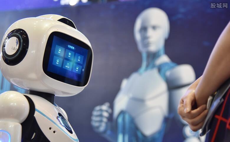 机器人板块早盘冲高 机器人板块股票有哪些?