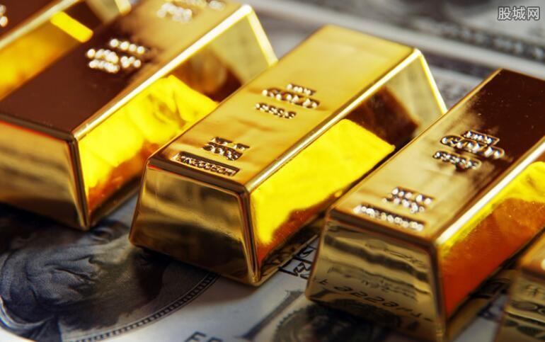黄金股午后逆势拉升 园城黄金股价大涨6%