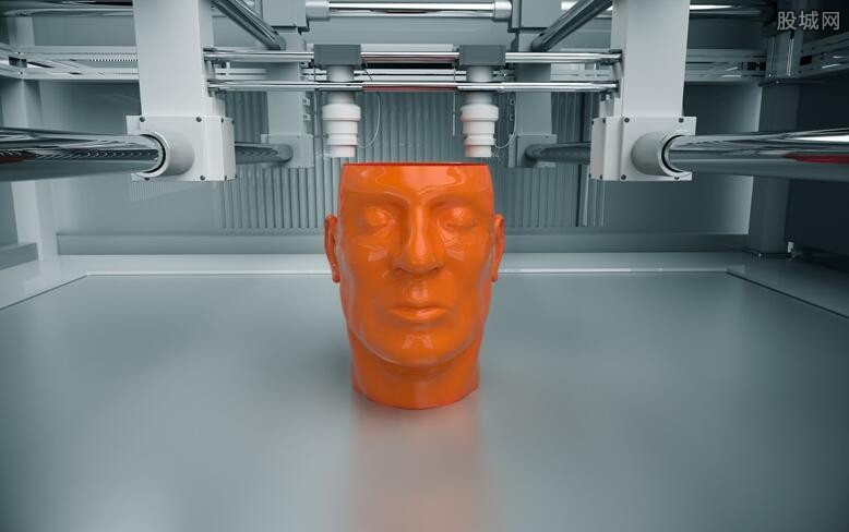 3D打印板块股票