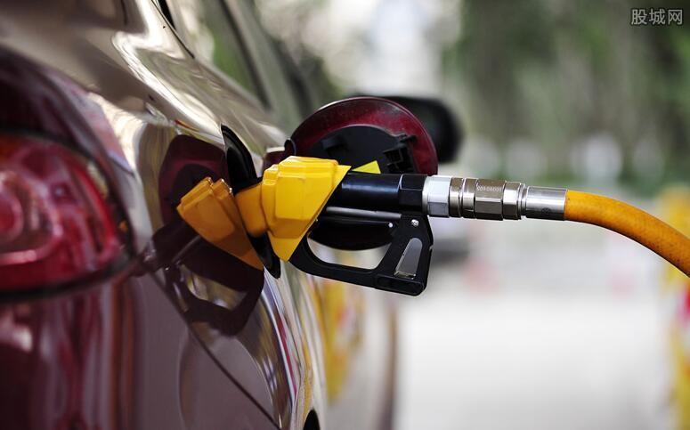 周五油价调整最新消息