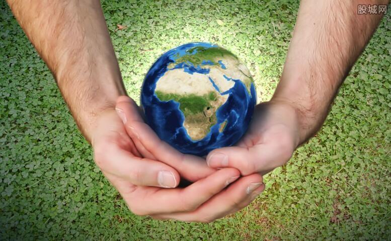 环保概念股全线爆发