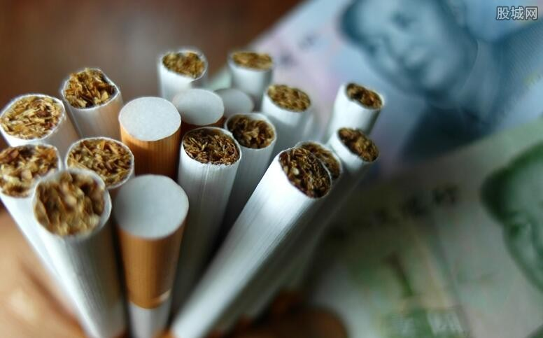 烟草概念股持续走强