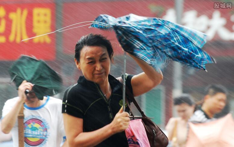 【今年首个登陆台风】今年首个登陆台风 台风相关上市公司引关注
