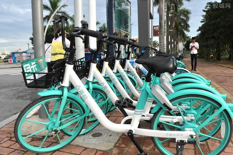 共享单车立体车库 共享单车概念龙头股一览