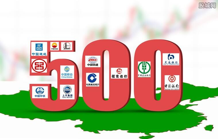 500强新榜单出炉