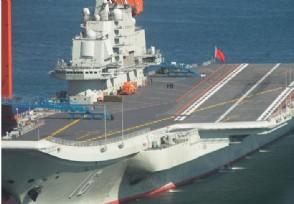 国产航母海试 国产航母概念股或迎来上涨