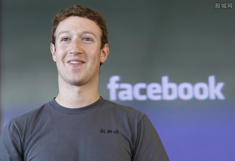 脸书或招致巨额罚款 股价仍上涨2.71%