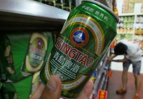 青岛啤酒飙升7%,推动啤酒行业整体实力