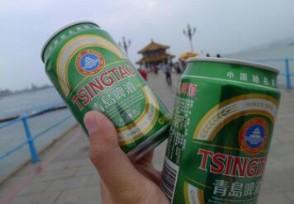 青岛啤酒大涨7% 带动啤酒板块整体走强