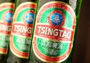 啤酒股走强 青岛啤酒上半年业绩超预期涨停