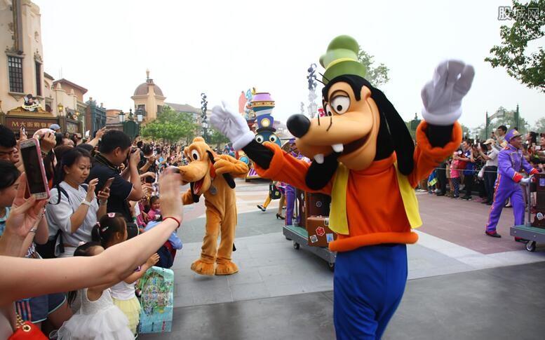 迪士尼回应翻包