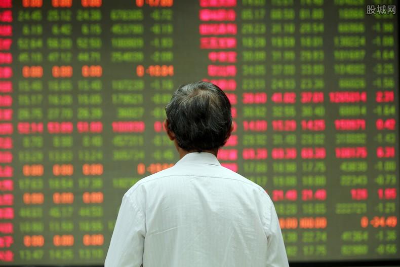 金融板块股票