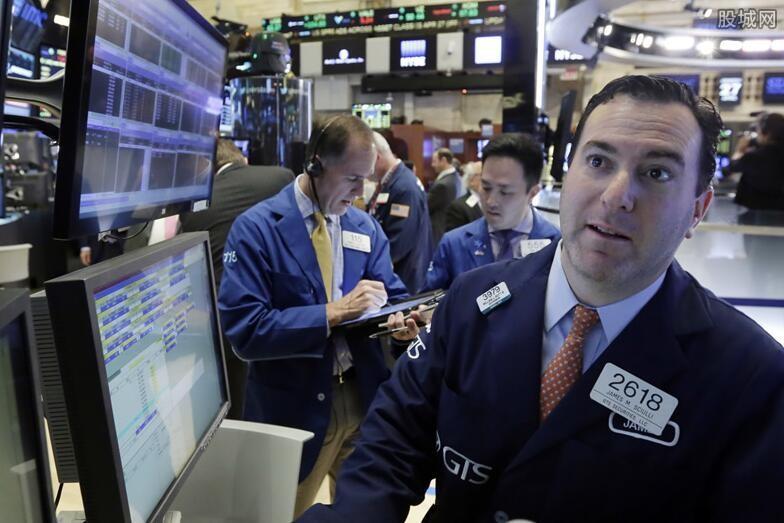 美股周三尾盘跌幅收窄 标普500指数跌14.65点