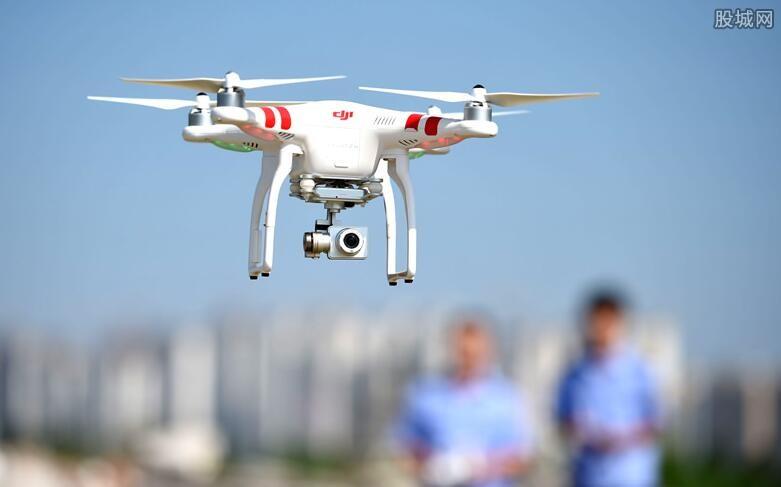 中国无人机被赞进步