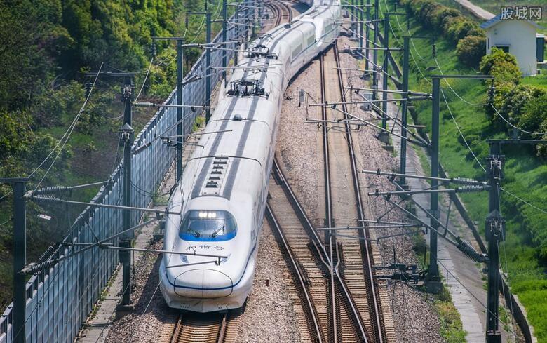 中国最赚钱高铁