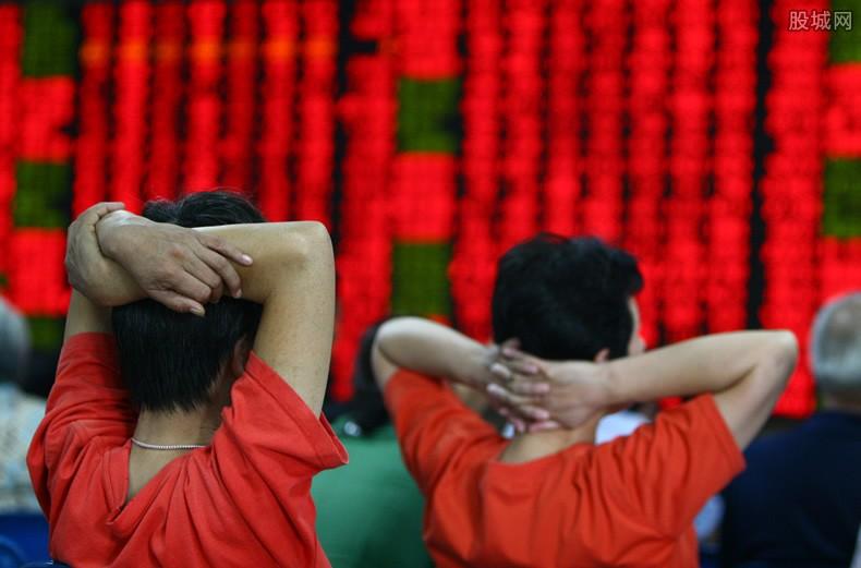 数字货币概念股走势