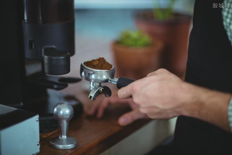 瑞幸咖啡股价走势
