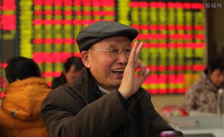 上海自贸区板块午后拉升