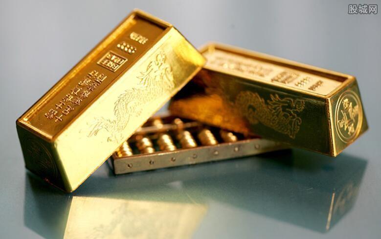 黄金资源股逆势走高