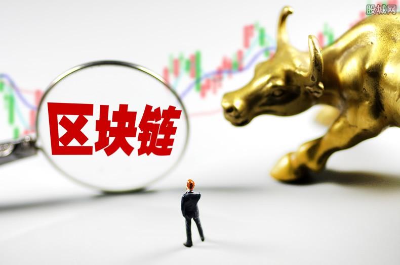 区块链概念股票如何