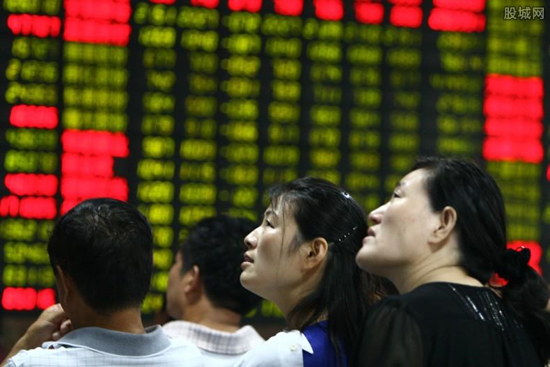 股市走势怎么样