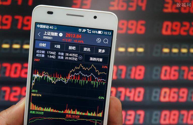创业板指站上2100点 两市个股涨多跌少