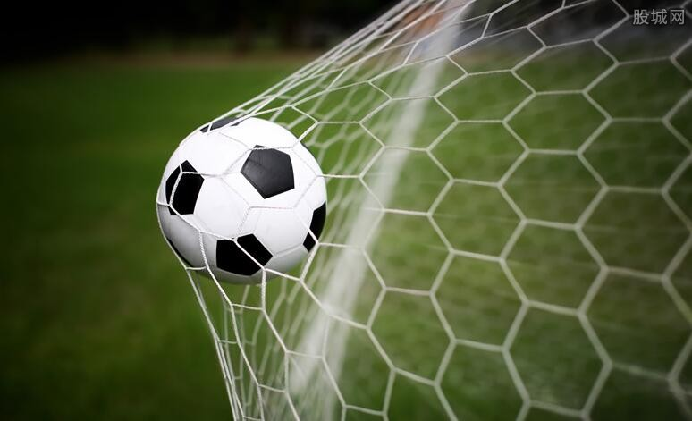 足球概念股午后大涨