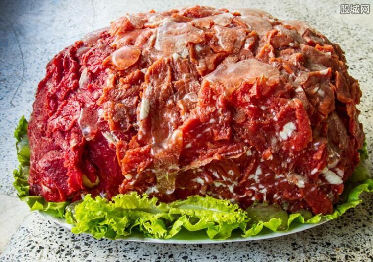 猪肉相关概念股