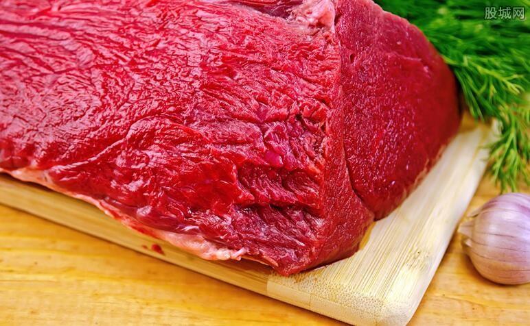 牛羊肉概念股异动拉升