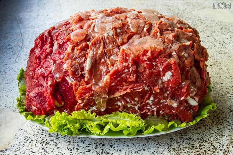 人造肉股票介绍