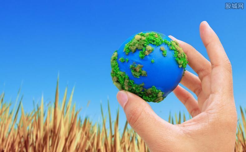 生态环境保护概念股异动