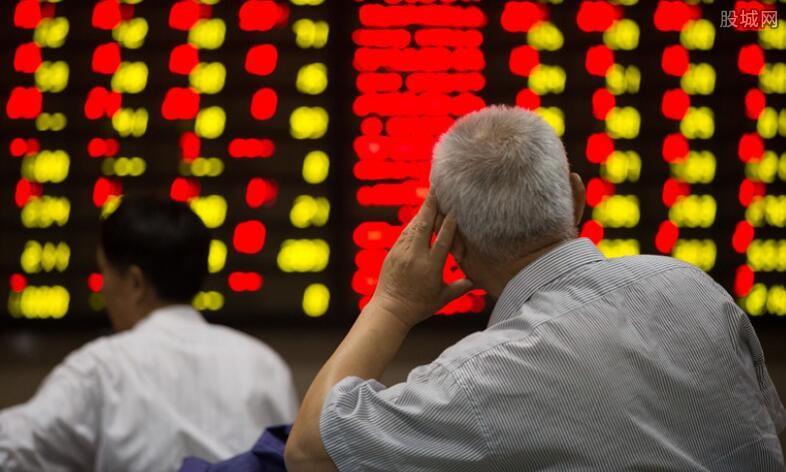 金融科技板块跌幅居前