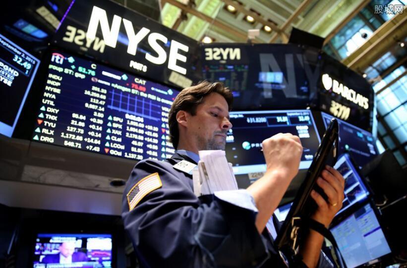 美股市场行情