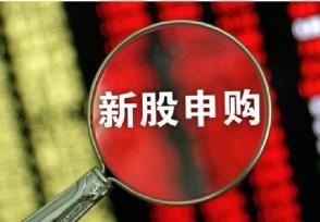 中泰证券今日开启申购 新股预计什么时候上市?