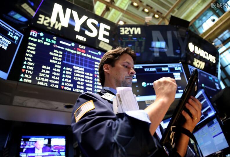 周二美股集体收跌