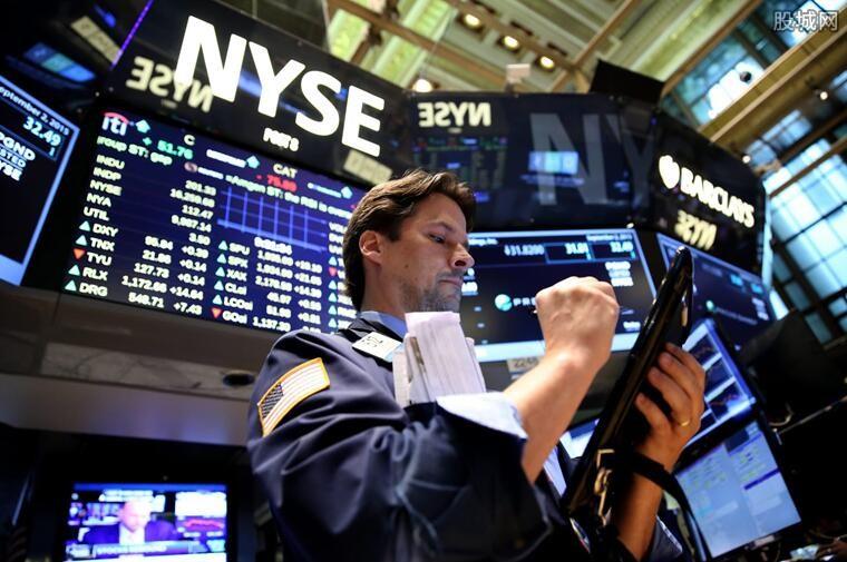 美股走势大涨