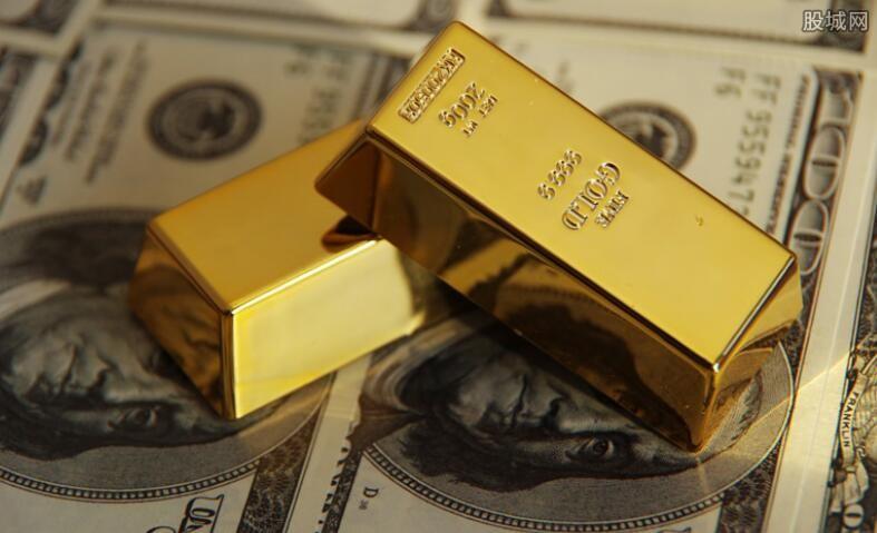 黄金概念股早盘拉升