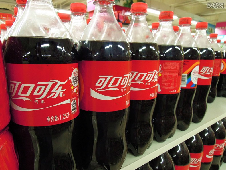 可口可乐股票