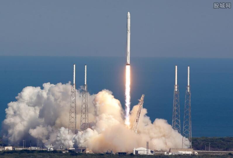 火箭相关股票