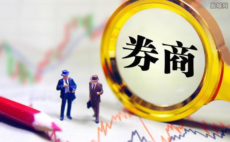券商板块掀涨停潮