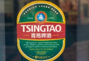 青岛啤酒市值创新高啤酒板块持续走强