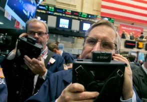 美国新冠感染病例超过427万 美股集体上涨!
