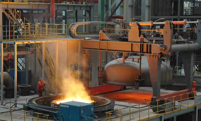 600808股票:钢铁概念股异动拉升 马钢股份等个股