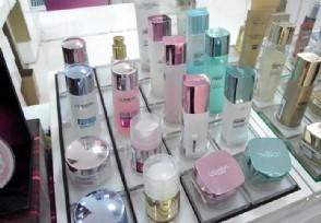 化妆品概念股集体走弱 珀莱雅股价下挫逾4%