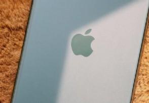 iPhone12没有发布 苹果股价跌幅超1%