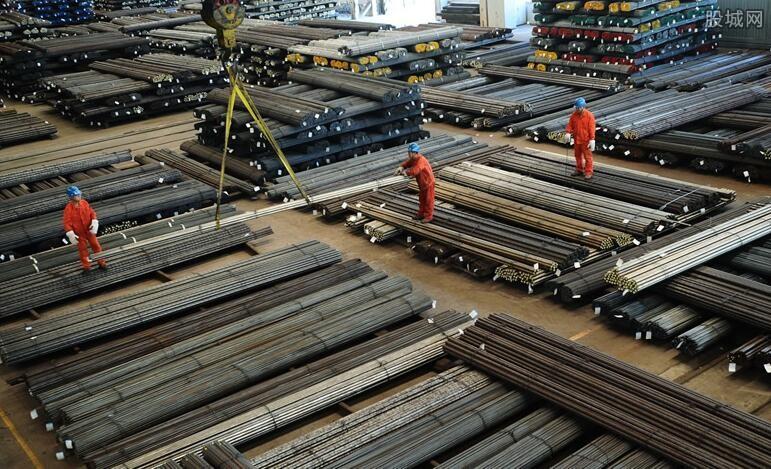 钢铁概念股跌幅居前