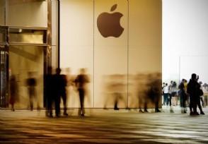 投资者对其信心增强苹果股价年内涨近60%