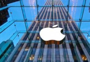 苹果大中华区销售额下降28%苹果股价盘后跌近5%